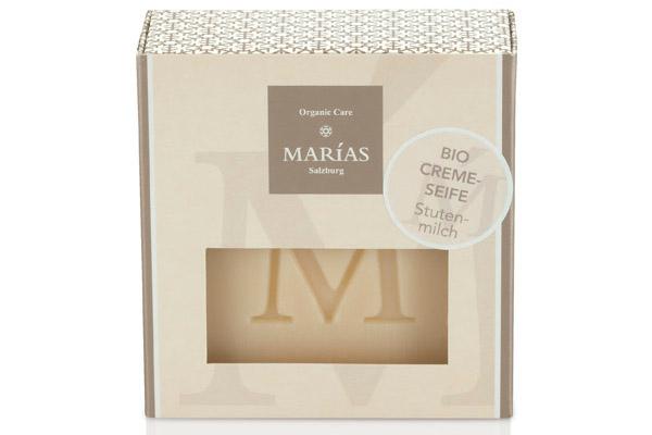 マリアスの石鹸「メアミルクソープ」